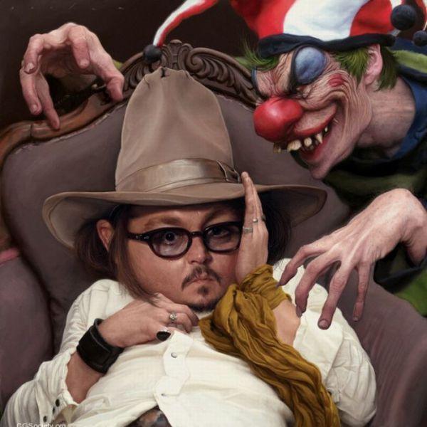 As excelentes caricaturas de celebridades de Jason Seiler 39