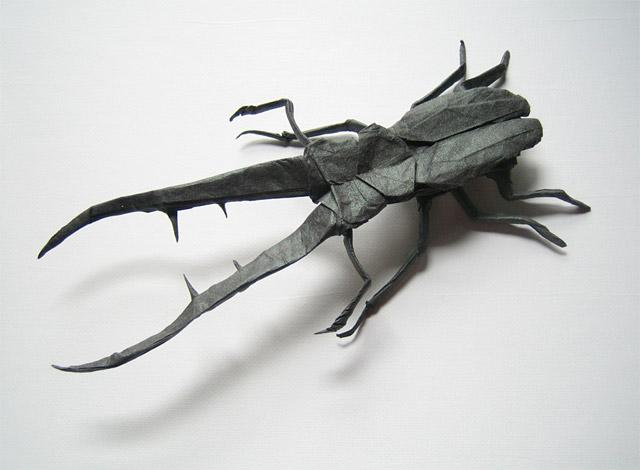 Os complexos origamis de Brian Chan 01
