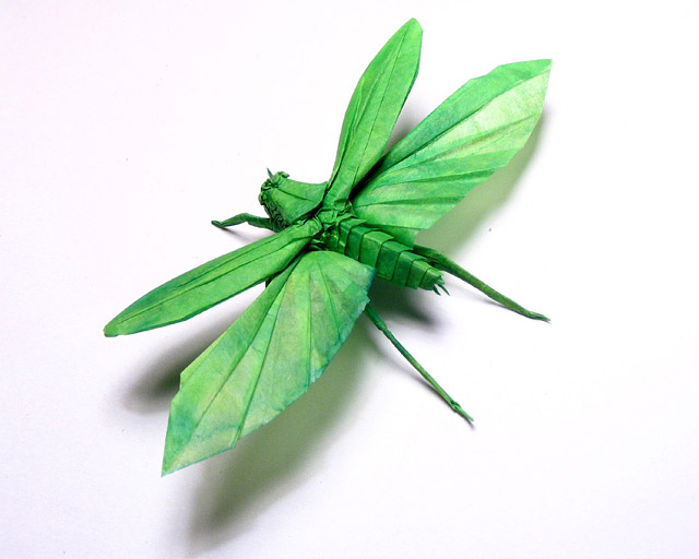 Os complexos origamis de Brian Chan 02