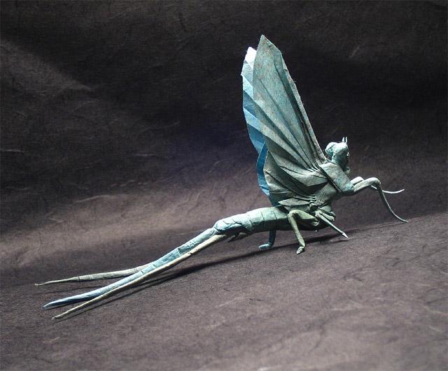 Os complexos origamis de Brian Chan 04