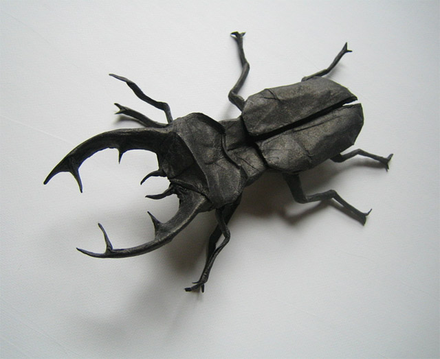 Os complexos origamis de Brian Chan 06