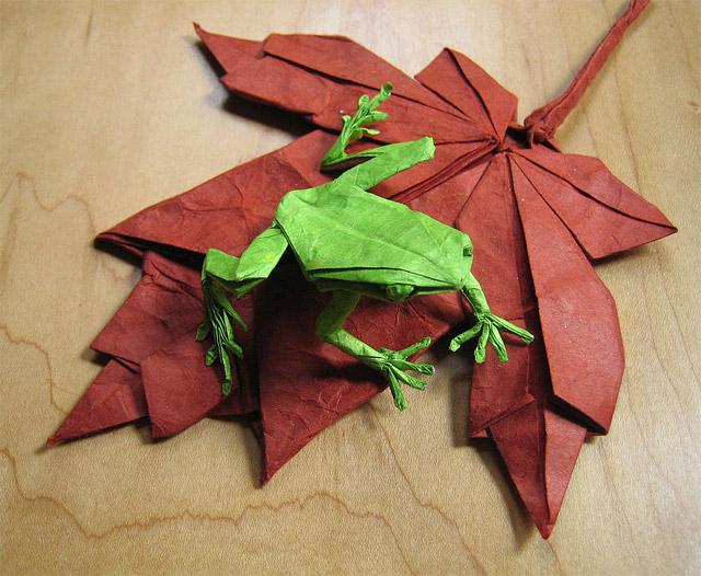 Os complexos origamis de Brian Chan 07