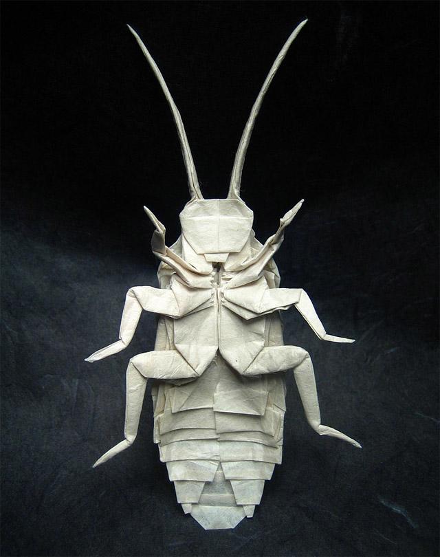 Os complexos origamis de Brian Chan 10