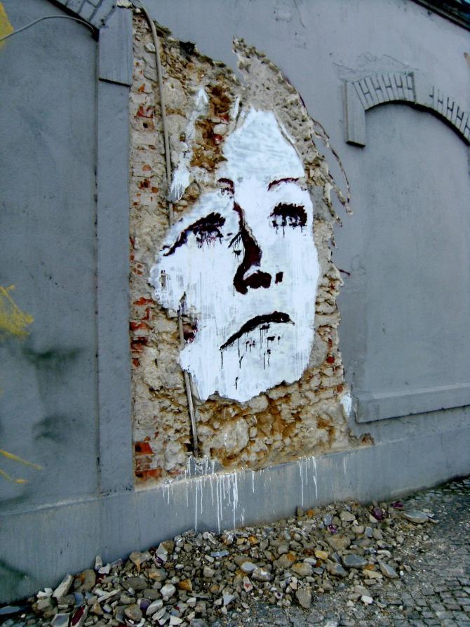 Criando arte na destruição 14