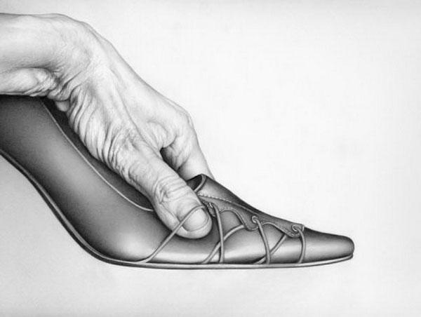 Os magnífico desenhos a lápis de Kate Riley 20