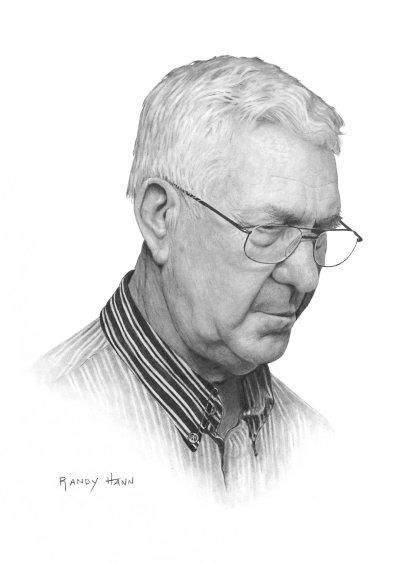 Desenhos a lápis realistas por Randy Hann 24