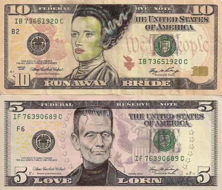Dólares tunados 45