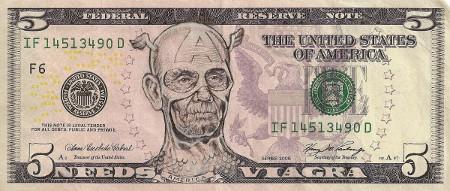 Dólares tunados 50