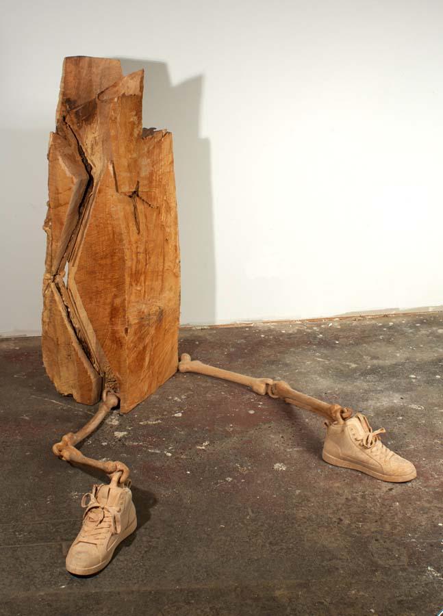 As surpreendentes esculturas de madeira de Dan Webb 01