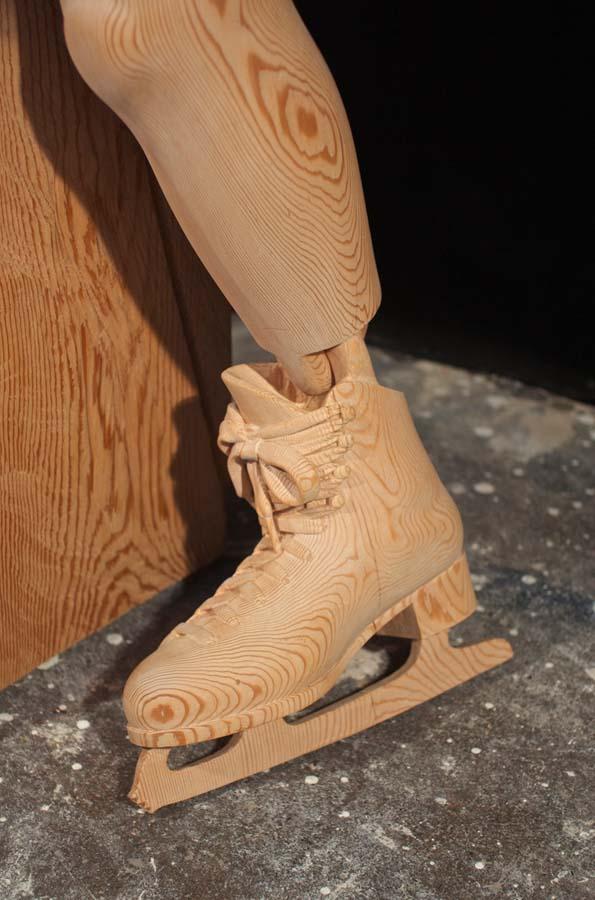 As surpreendentes esculturas de madeira de Dan Webb 03