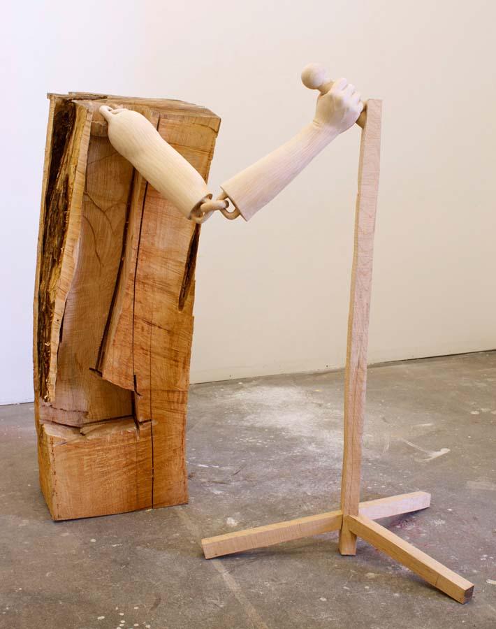 As surpreendentes esculturas de madeira de Dan Webb 04