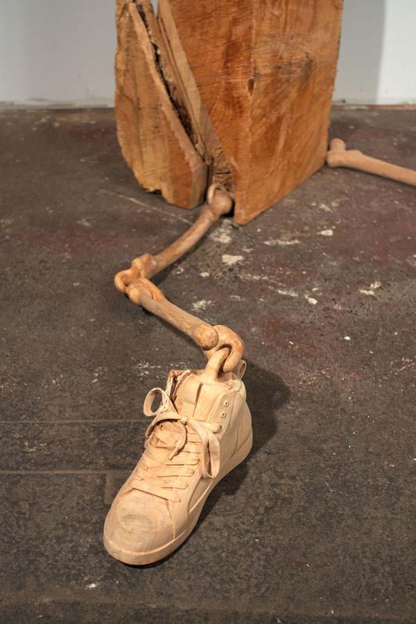 As surpreendentes esculturas de madeira de Dan Webb 09