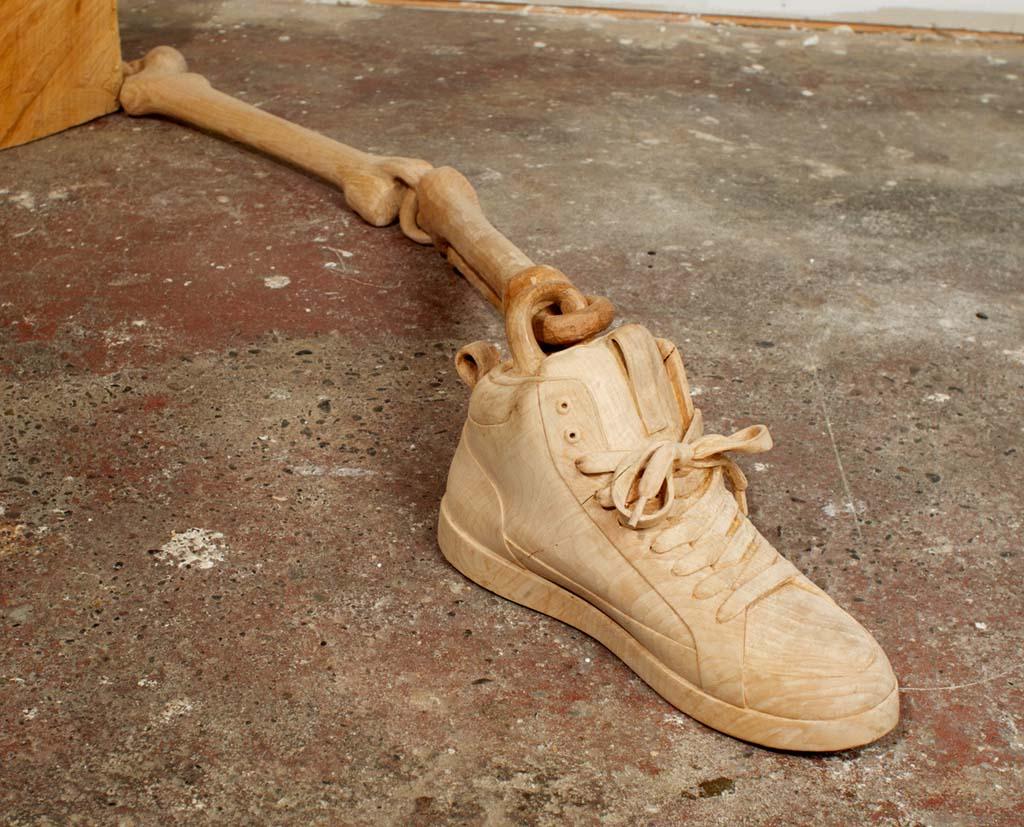 As surpreendentes esculturas de madeira de Dan Webb 10
