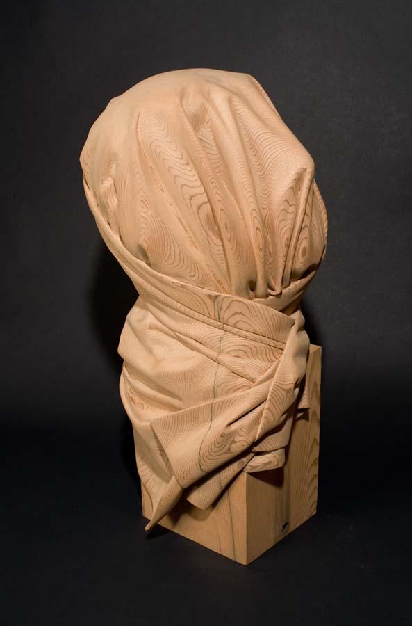 As surpreendentes esculturas de madeira de Dan Webb 18
