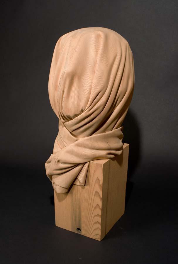 As surpreendentes esculturas de madeira de Dan Webb 19