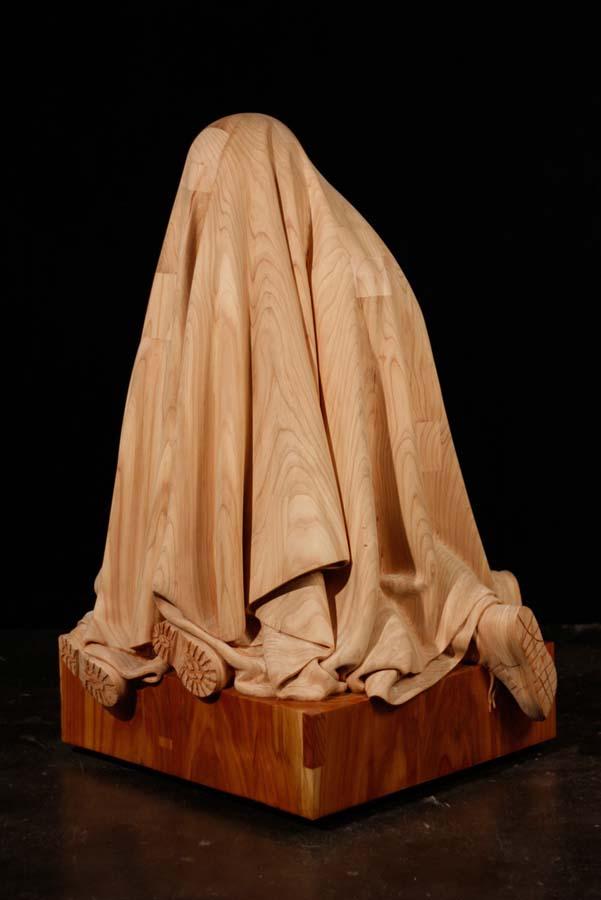 As surpreendentes esculturas de madeira de Dan Webb 20