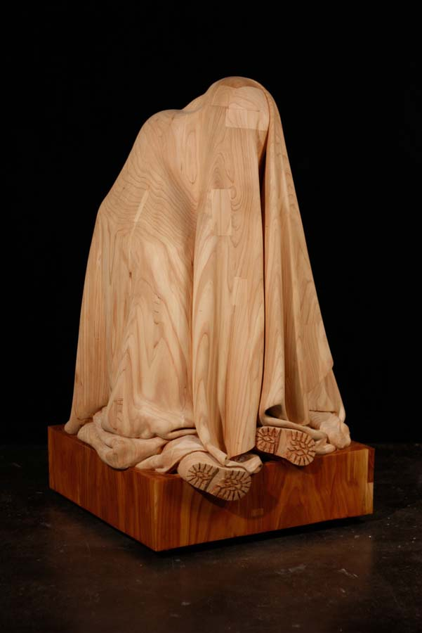 As surpreendentes esculturas de madeira de Dan Webb 21