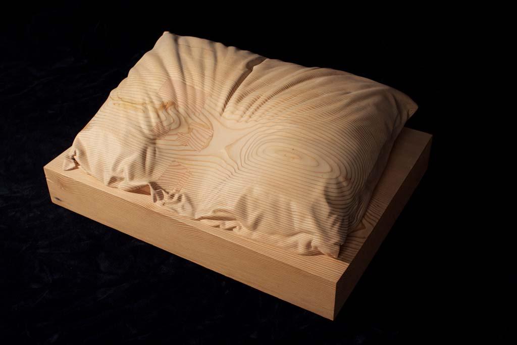 As surpreendentes esculturas de madeira de Dan Webb 22
