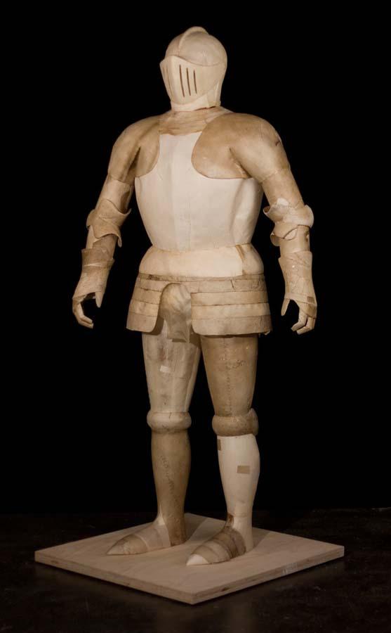As surpreendentes esculturas de madeira de Dan Webb 23