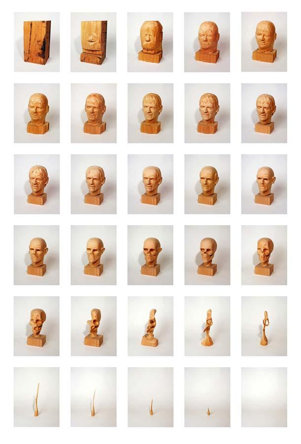 As surpreendentes esculturas de madeira de Dan Webb 27