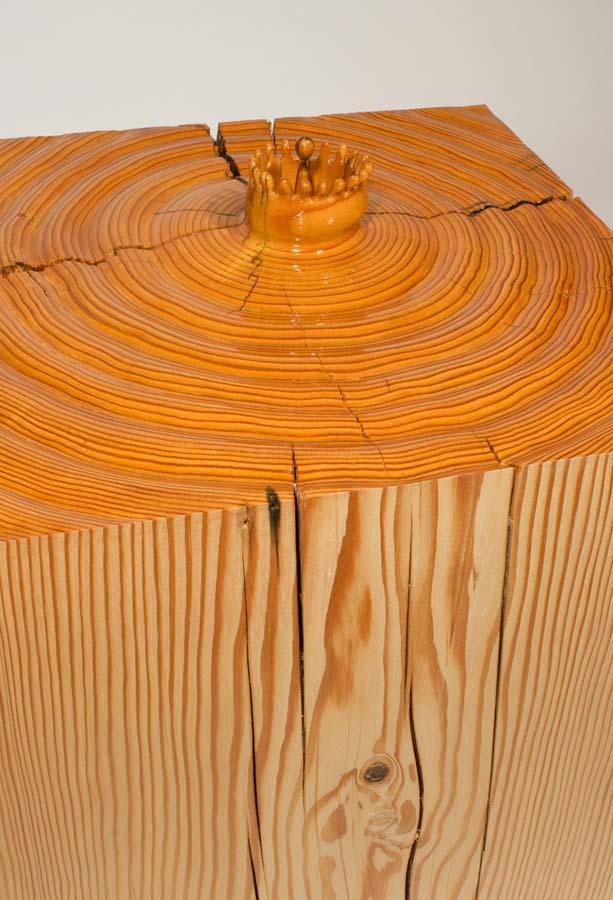 As surpreendentes esculturas de madeira de Dan Webb 31