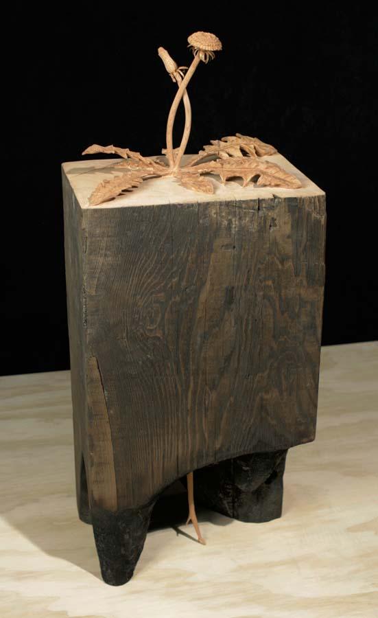 As surpreendentes esculturas de madeira de Dan Webb 32