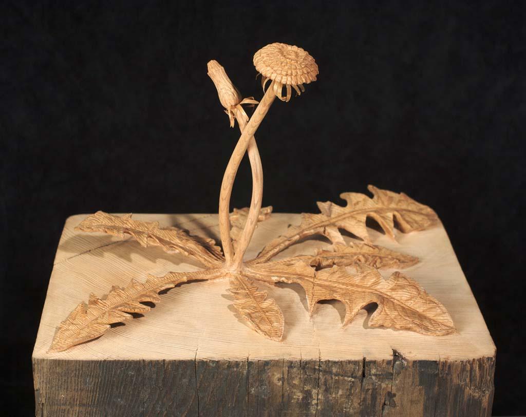 As surpreendentes esculturas de madeira de Dan Webb 33
