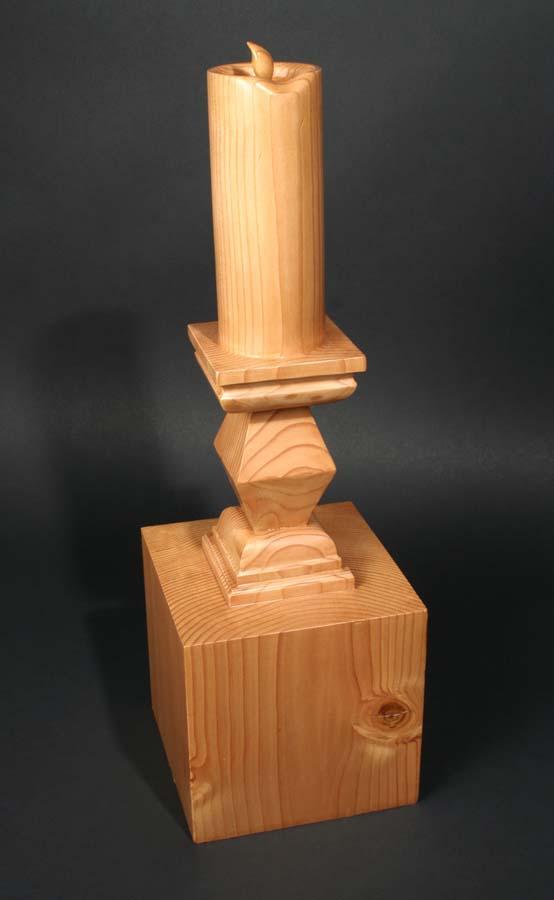 As surpreendentes esculturas de madeira de Dan Webb 34