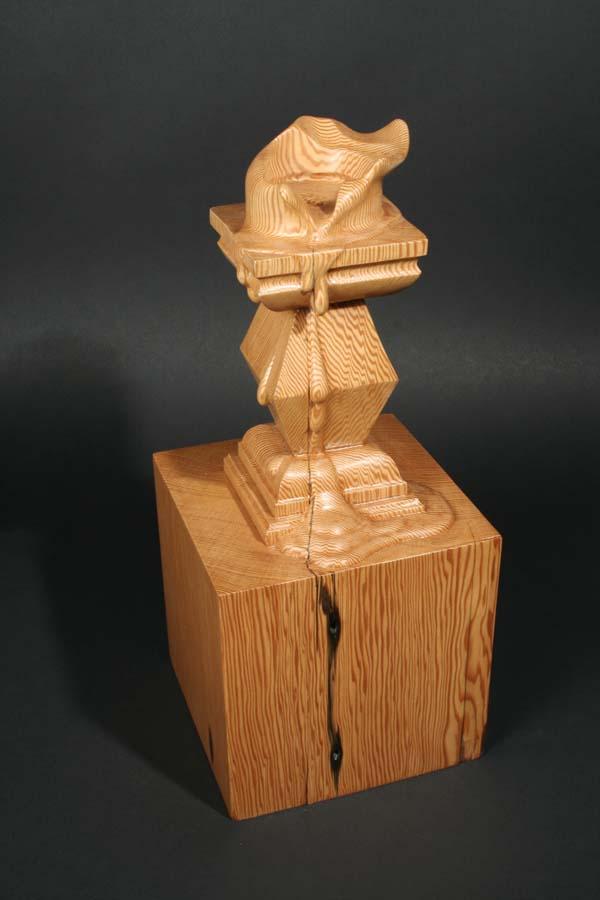 As surpreendentes esculturas de madeira de Dan Webb 35