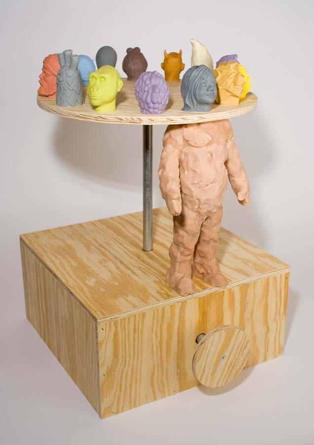 As surpreendentes esculturas de madeira de Dan Webb 36