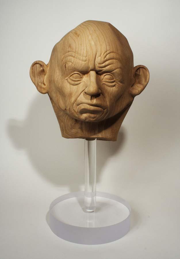 As surpreendentes esculturas de madeira de Dan Webb 38