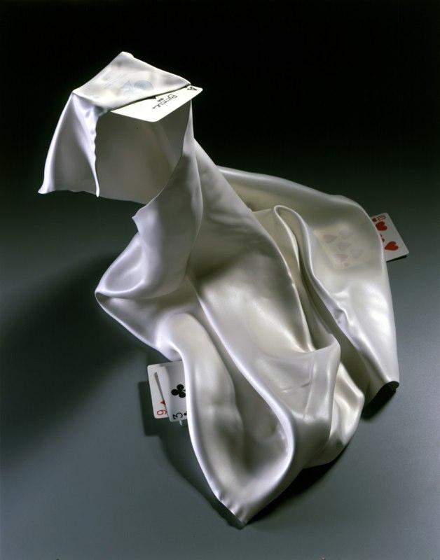 Acredita que essas esculturas realistas são feitas com madeira? 04