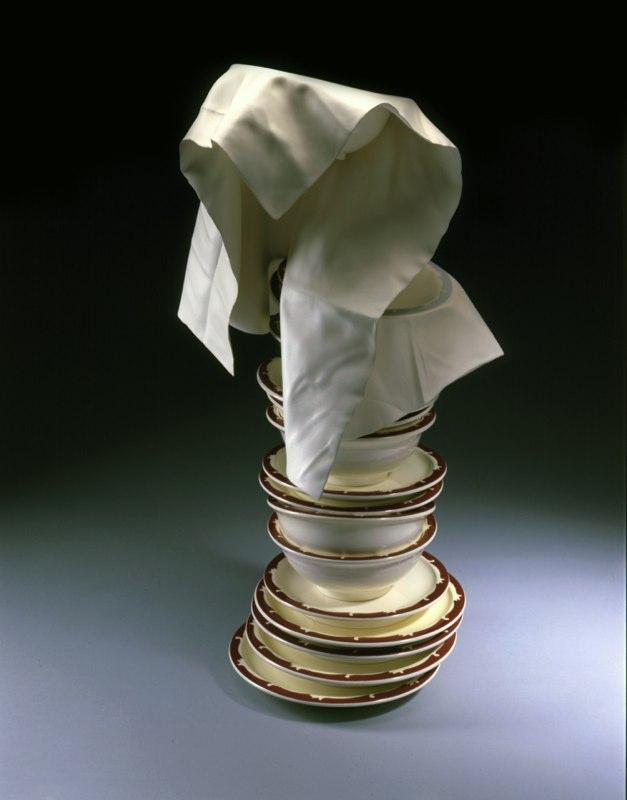 Acredita que essas esculturas realistas são feitas com madeira? 07