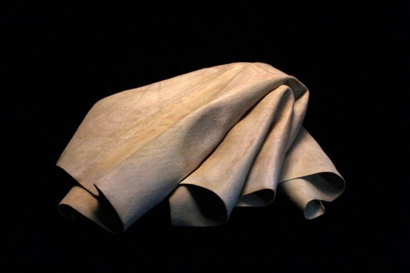 Acredita que essas esculturas realistas são feitas com madeira? 19