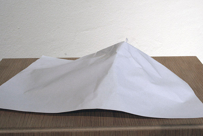 20 esculturas de papel A4 cortado e dobrado 03