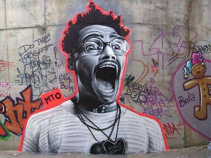 As faces das ruas de MTO 14