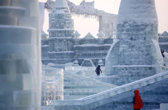 Festival Internacional do Gelo de Harbin 2011 06