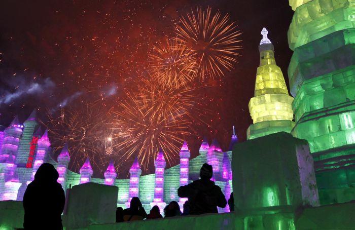 Festival Internacional do Gelo de Harbin 2011 29