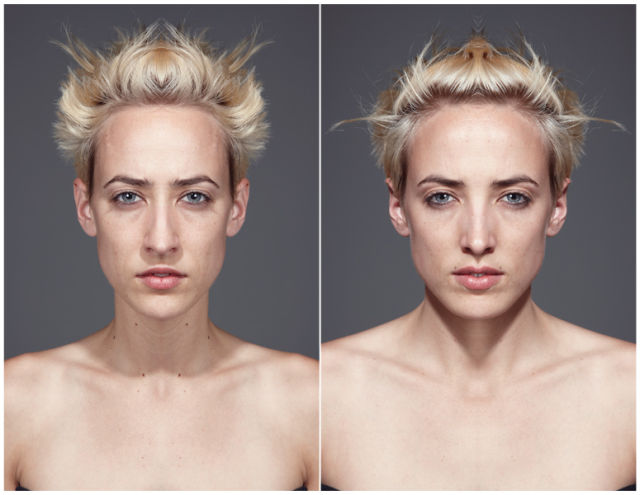 Echoism: identidades simétricas 10