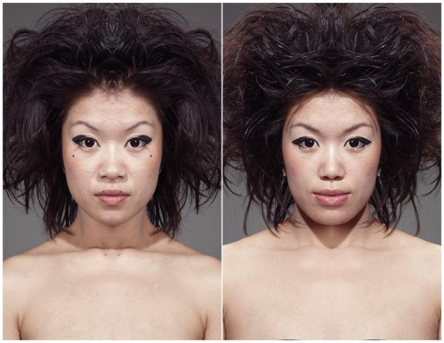 Echoism: identidades simétricas 12