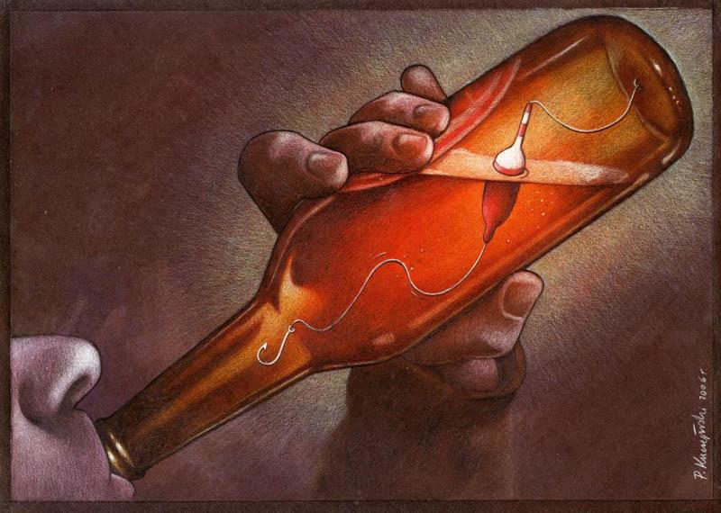 As brilhantes ilustrações de Pawel Kuczynski 03