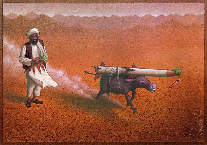 As brilhantes ilustrações de Pawel Kuczynski 04