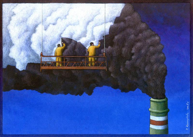 As brilhantes ilustrações de Pawel Kuczynski 06