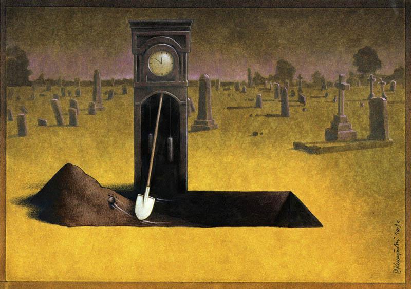 As brilhantes ilustrações de Pawel Kuczynski 07