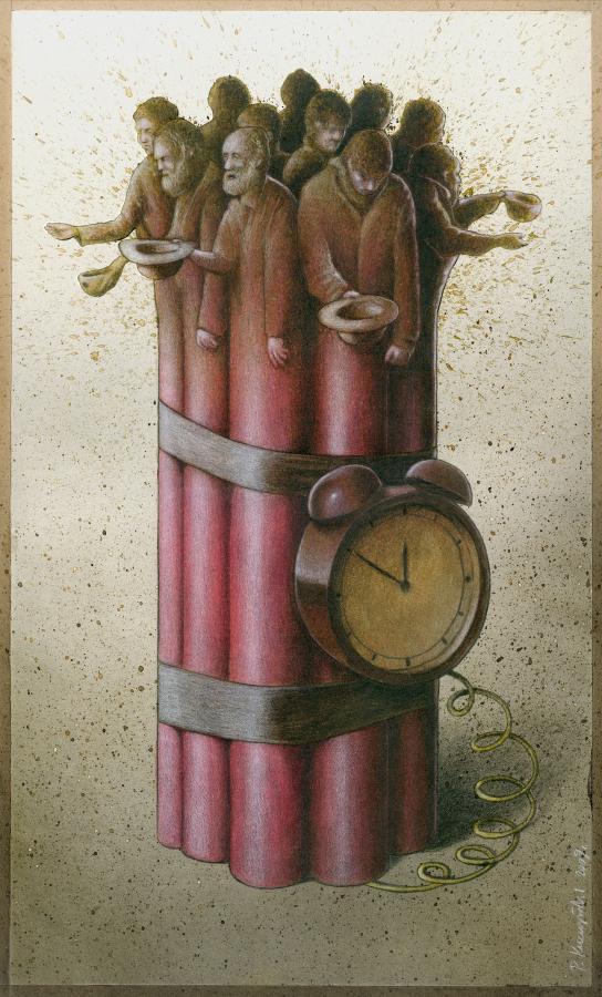 As brilhantes ilustrações de Pawel Kuczynski 11