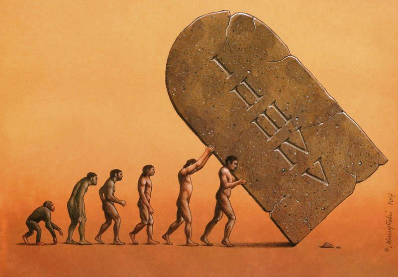 As brilhantes ilustrações de Pawel Kuczynski 13