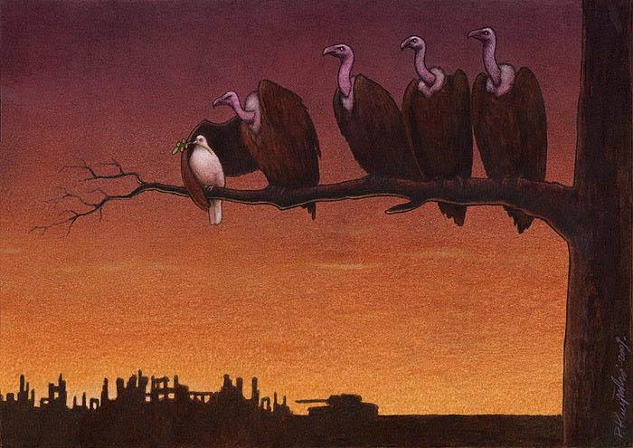 As brilhantes ilustrações de Pawel Kuczynski 14