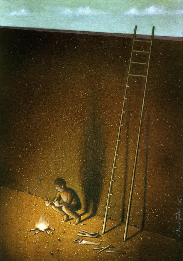 As brilhantes ilustrações de Pawel Kuczynski 15