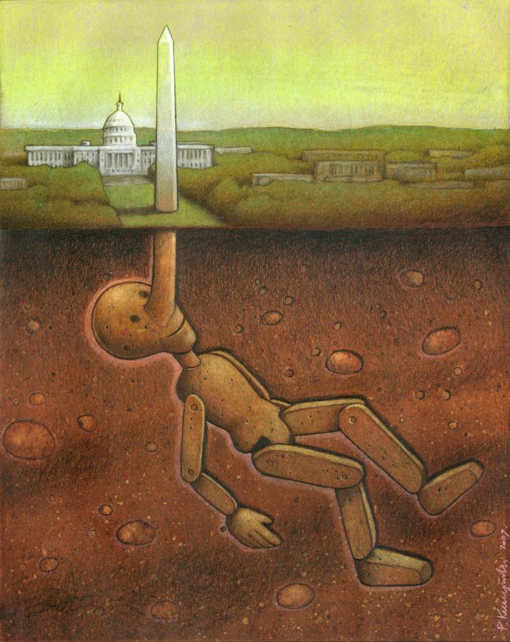 As brilhantes ilustrações de Pawel Kuczynski 16
