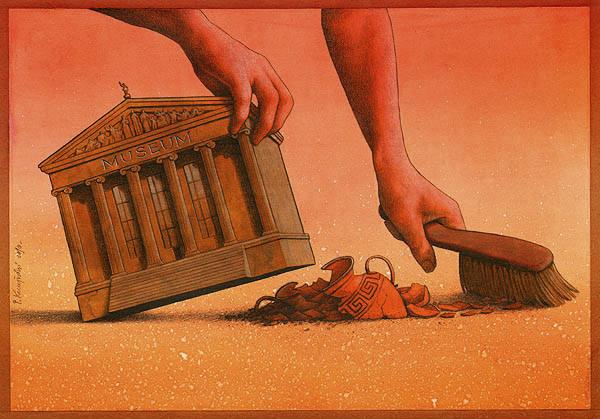 As brilhantes ilustrações de Pawel Kuczynski 17